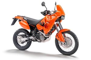 KTM 640/690 Adventure Wanted