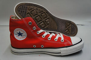 CONVERSE-CHUCK-TAYLOR-RED-WHITE-HI-TOP-CANVAS-NEW-IN-BOX-SIZES-4-TO-12