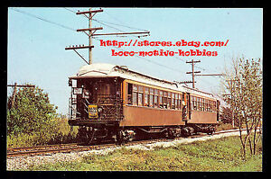 Postcard-PULLMAN-GATE-Car-Trolley-CHICAGO-RAPID-TRANSIT-1024-1808-NW-Elevated