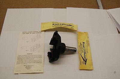 Brown Sharpe No. 20d Balance Turning Tool Winstant Blade Setting