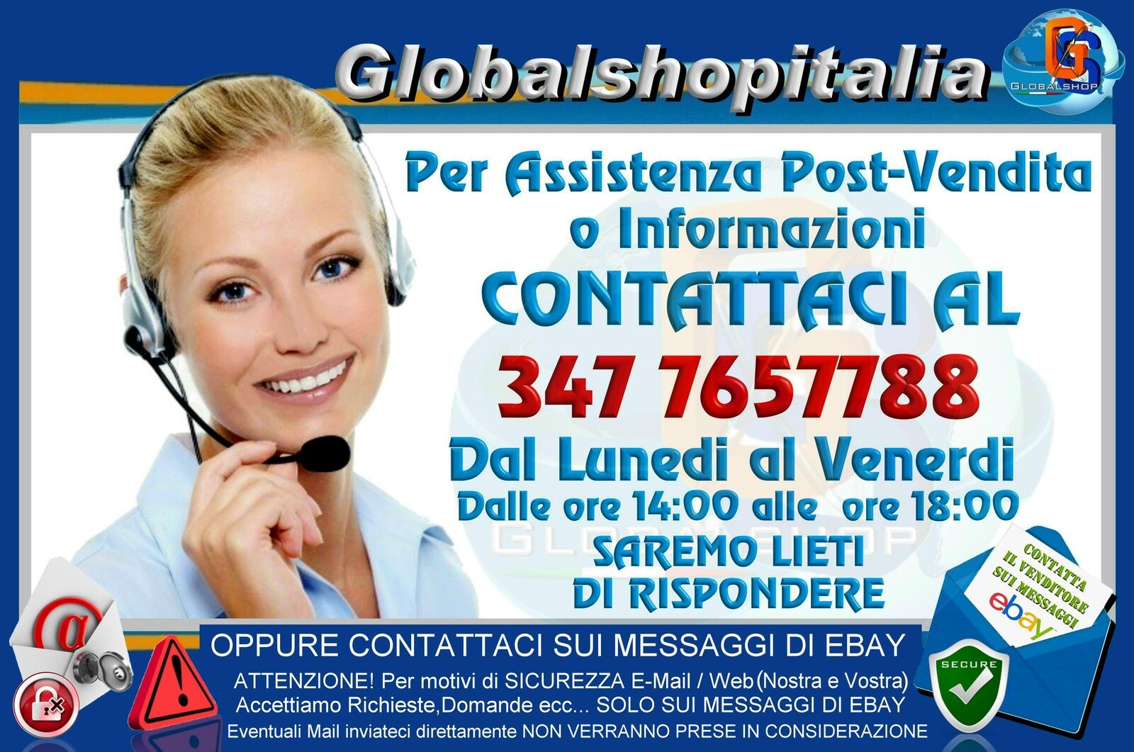 globalshop-it Market in the world