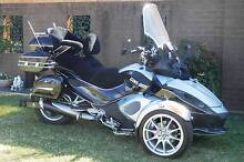 2008 Can Am Spyder SM5 Trike Rockville Toowoomba City Preview