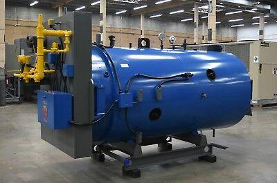 2003 Sellers 1600000 Btuhr Natural Gas Boiler