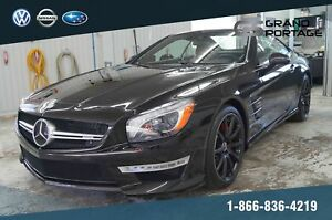 Mercedes-Benz SL63 AMG 2016 (30,000$ D'OPTIONS) ***MINT***