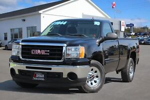 2010 GMC Sierra 1500 SLE 4.8L | RWD | REG CAB LONG BOX