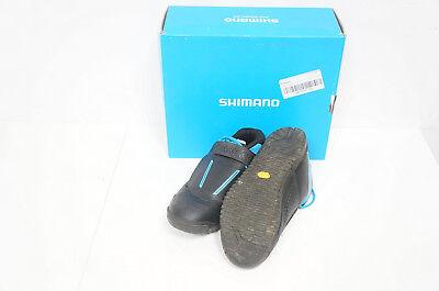 Shimano SH-AM7 All Mountain Schuhe Schwarz-Blau Gr.39 NEU #SH01 ()