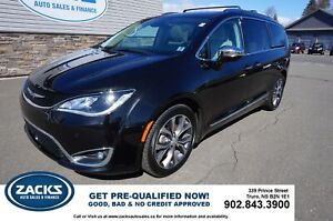 2017 Chrysler Pacifica 2017 Chrysler Pacifica - 4dr Wgn Limited
