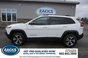 2016 Jeep Cherokee 2016 Jeep Cherokee - 4WD 4dr Trailhawk