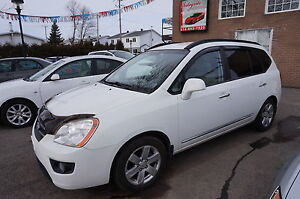 2008 Kia Rondo EX NEGOCIABLE 7 passagers