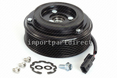 NEW A/C Compressor CLUTCH KIT for Nissan Maxima 2009-2014 3.5L Engine