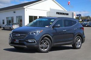 2017 Hyundai Santa Fe Sport 2.4 SE AWD | HEATED LEATHER | SUN...