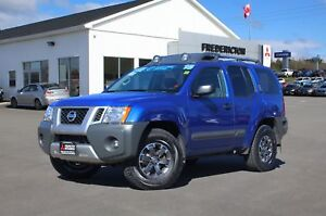 2015 Nissan Xterra PRO-4X 4X4 | HEATED LEATHER | NAV