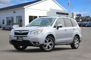 2015 Subaru Forester 2.5i Limited Package AWD | LEATHER | SUN...