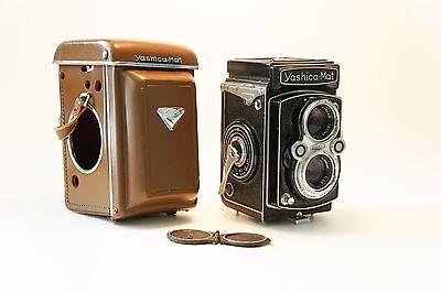 TLR камеры Very Rare Yashica Mat