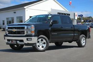 2015 Chevrolet Silverado 1500 1LT Z71 | CREW | HEATED LEATHER
