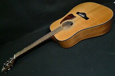 Ibanez AVD9-NT ARTWOOD Series 6 STRING ACOUSTIC DREADNOUGHT GUITAR Thermo Aged