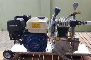 Diving Hookah Compressor With  Alloy Air Tank Noranda Bayswater Area Preview