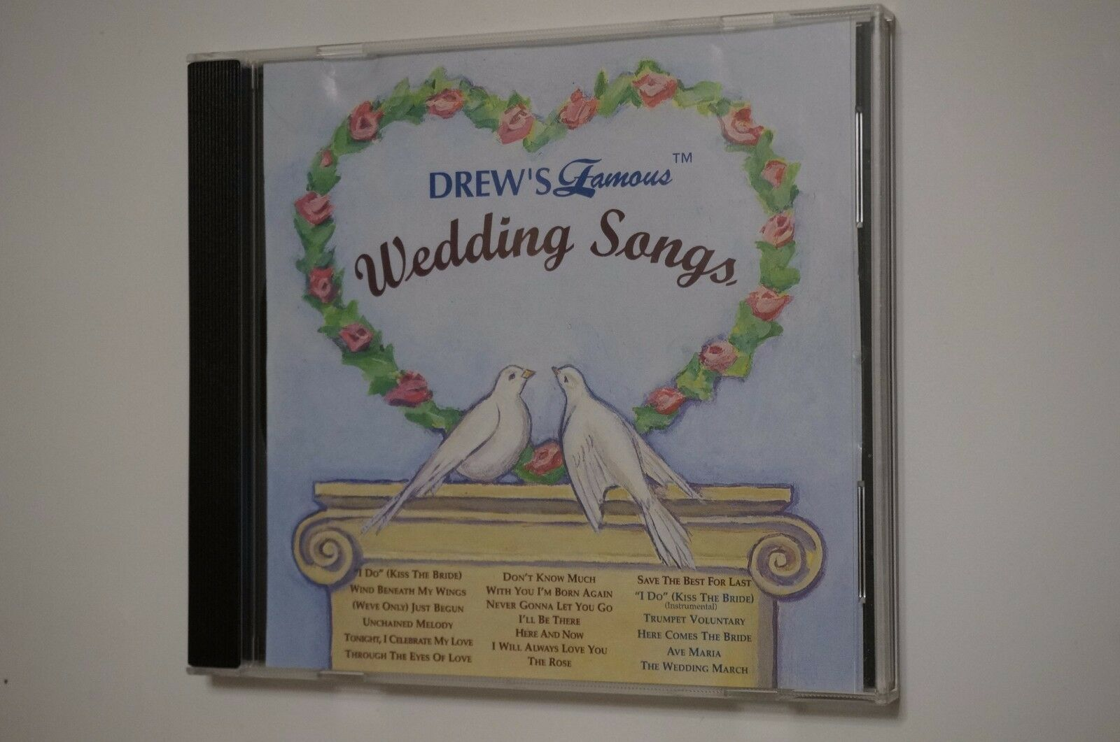 Drews Famous Party Music : Wedding Songs CD