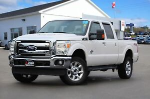 2016 Ford F-250 Lariat REDUCED   FX4   DIESEL    LEATHER   NAV