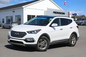 2018 Hyundai Santa Fe Sport 2.4 SE AWD | REDUCED | LEATHER |...