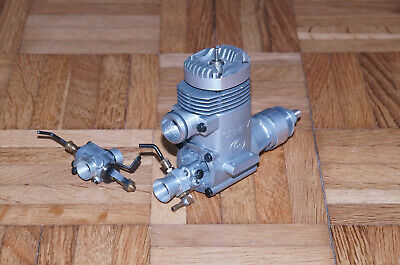 Super Tigre X40 Speed  Serie X 6.5cc CL FF Pylon Racing Model Engine Vintage!