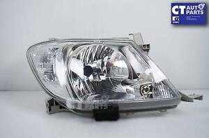Driver Side RH OEM Headlights for Toyota HILUX******2010 SR5 Wetherill Park Fairfield Area Preview