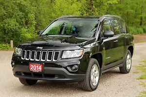 2014 Jeep Compass Sport/North | CERTIFIED + E-Tested
