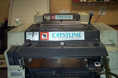 Itek 3985 2 Color Press