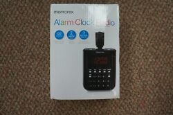 Memorex MC0931BK Alarm Clock Radio