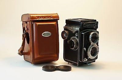 TLR камеры Yashica C TLR Camera.