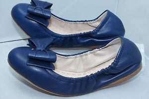 Miu-Miu-Calzature-Donna-F005-Nappa-Ballerina-Ballet-Flat-Shoes-Size-39-NIB
