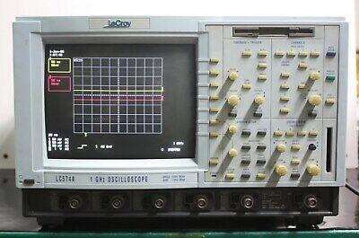 Lecroy 1ghz Digital Oscilloscope Lc574a