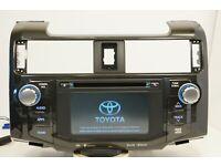 Toyota 04-09 Seinna Tundra Navigation JBL MOTHERBOARD POWERBOARD JBL DENSO E7007
