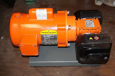 Watson Marlow Nord Peristaltic Tubing Pump Dual Head Twin Duplex 520relc Clean
