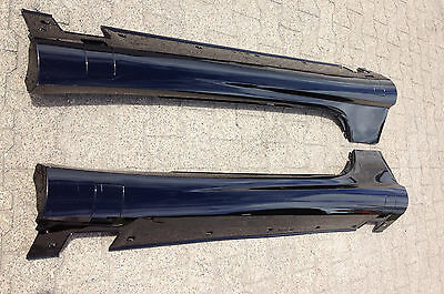 Mercedes SL W231 SL 63 AMG Schwellerverkleidung RE & LI Seitenschweller AMG Orig