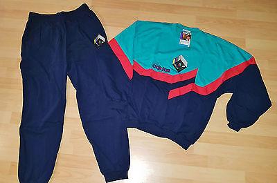 Adidas Trainingsanzug / Track Suit Gr. US L Hipster vintage 80`s NEU