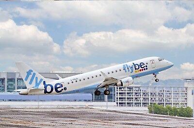 Private Cessna 525A Citation Jet N-929VC Arriving Birmingham 05-04-2018 Postcard