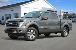 2014 Ford F-150 FX4 ECOBOOST | CREW | BACKUP CAM