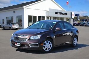 2015 Chevrolet Cruze 1LT AUTO | BACKUP CAM | ONLY $48/WK TAX...