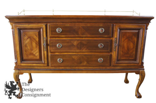 Alexander Julian Home Colours Chippendale Sideboard Buffet Server Ball & Claw