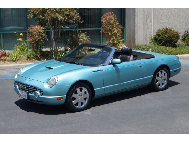 Image 1 of Ford: Thunderbird Convertible…