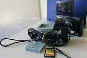Canon S120 for sale Helensvale Gold Coast North Preview