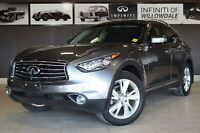 2015 Infiniti Qx70 Deluxe Touring, Navi, CPO from 2.9% & CPO War Markham / York Region Toronto (GTA) Preview