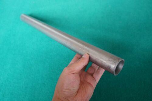 """Titanium Tube Grade 2 ( 1.5"""" x .118"""" x 20"""" ) Seamless Ti Metal Round Tubing"""