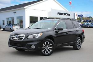 2017 Subaru Outback 2.5i Limited AWD | TECH PKG | LEATHER | NAV