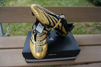 Vintage Adidas Absolado+ Soccer Cleats US Size 8 1/2,EU Size 42-NWT