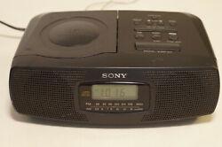 Sony ICF-CD820 CD AM/FM Alarm Clock Radio