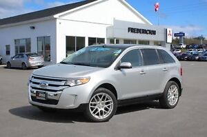 2013 Ford Edge Limited AWD | HEATED LEATHER | NAV | BACK UP C...