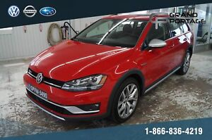 Volkswagen Golf Alltrack + AWD + CUIR + TOIT OUVRANT + GPS