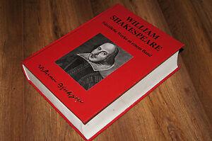 William Shakespeare Samtliche Werke in einem Band 2006 Otus samtliche werke - <span itemprop='availableAtOrFrom'>wielkopolska, Polska</span> - William Shakespeare Samtliche Werke in einem Band 2006 Otus samtliche werke - wielkopolska, Polska